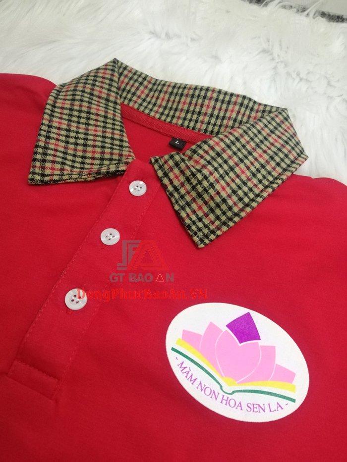 đồng phục đẹp cho cô giáo mầm non