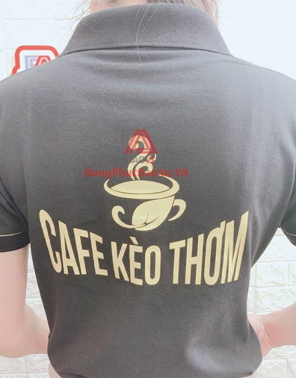 Đồng Phục Quán Cafe Cho Nhân Viên Nữ