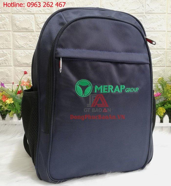 Mẫu Balo Đồng Phục Cao Cấp Cho Nhân Viên- Công Ty Công Nghệ Y Học MERAP GROUP