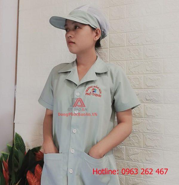 >> Xem thêm mẫu nón lưới công nhân, nón điều dưỡng, nón đồng phục tại Bảo An