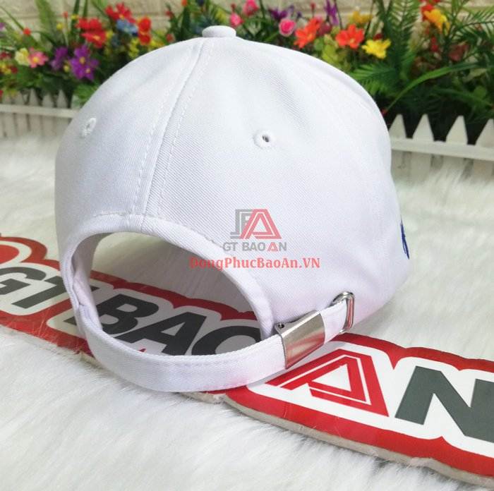 Nón kết đồng phục, mũ lưỡi trai sự kiện cao cấp VNPT – Xưởng may nón kết đẹp Bình Tân