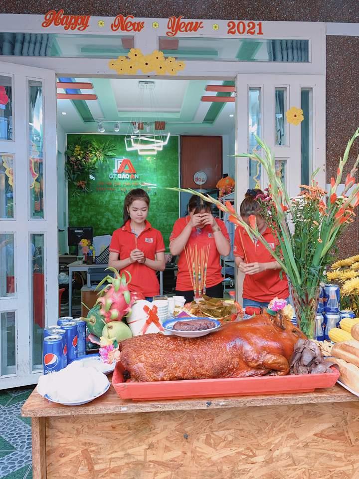 GT BẢO AN: Khai Xuân, Cúng Lễ & Lộc Mở Hàng Đầu Năm Tân Sửu 2021