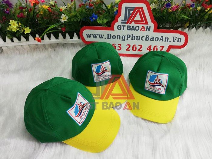Thêu/In Nón Kết Mầm Non Theo Yêu Cầu Giá Tốt Quận Bình Tân