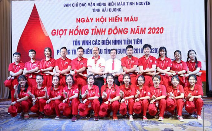 """GT Bảo An Kỷ Niệm 3 Năm Đồng Hành Cùng """"Hành Trình Đỏ – Kết Nối Yêu Thương"""" – 22.03.2021"""