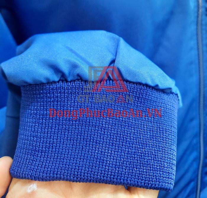 Mẫu Áo Khoác Bông Đồng Phục Công Ty Cao Cấp Theo Yêu Cầu – Abbott tại Việt Nam