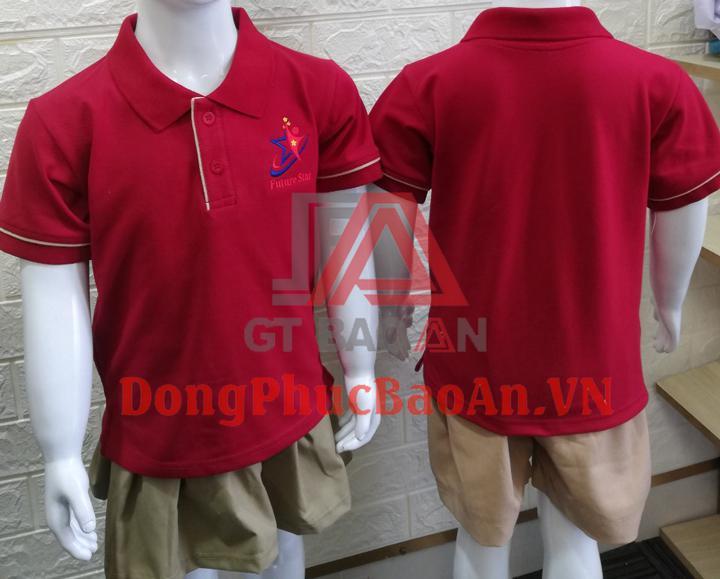 Đồng Phục Học Sinh Tiểu Học, Đồng phục học sinh trường quốc tế, quần áo đồng phục học sinh quốc tế