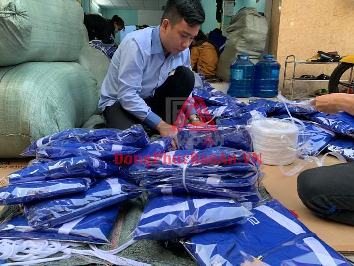 Xưởng May Đồng Phục Áo Khoác Công Ty Tại Đà Nẵng – Sơn Trà