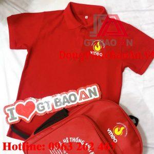 Đồng phục Trung tâm Ngoại ngữ Việt Mỹ VMEA – Chuyên may áo thun đồng phục đẹp giá rẻ tại Biên Hòa, Đồng Nai
