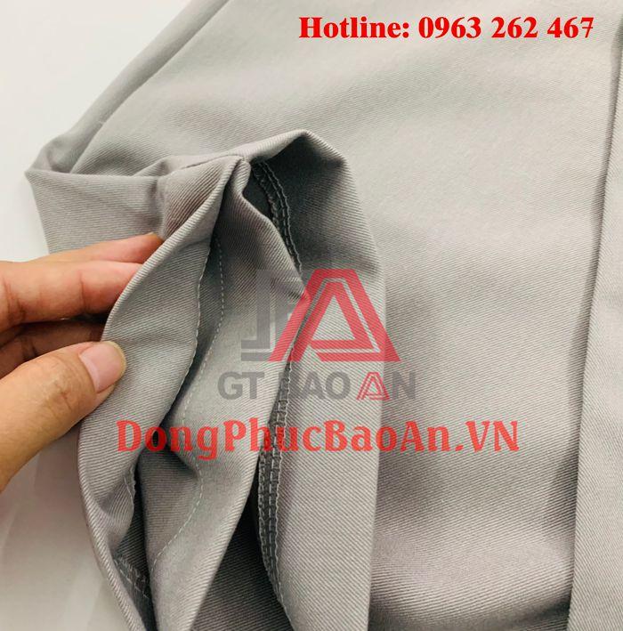 Quần giả váy vạt chéo 2 khuy cao cấp|May váy thời trang, đồng phục uy tín TPHCM – Bình Dương – Đồng Nai