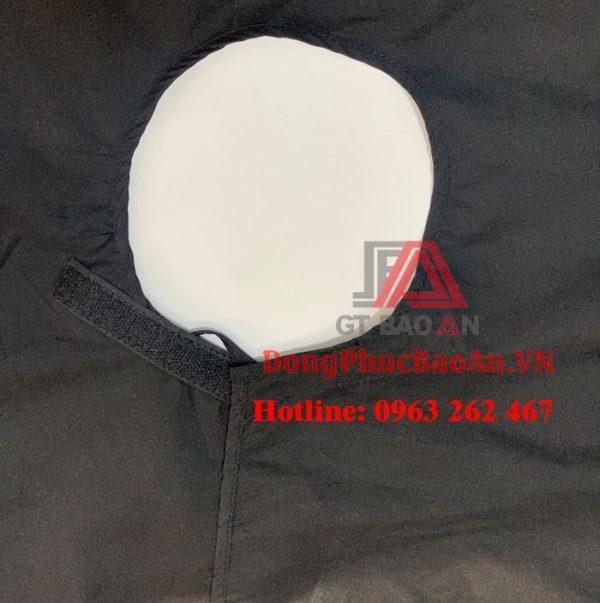 Xưởng may áo choàng cắt tóc TRICOL in logo theo yêu cầu nhanh rẻ chất lượng tại TPHCM – Đồng Nai – Bình Dương