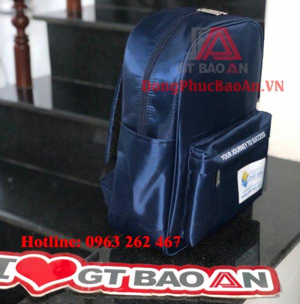 Xưởng may balo quảng cáo, balo Trung Tâm Anh Ngữ Nhất Đỉnh SEC TPHCM – Biên Hoa – Đồng Nai