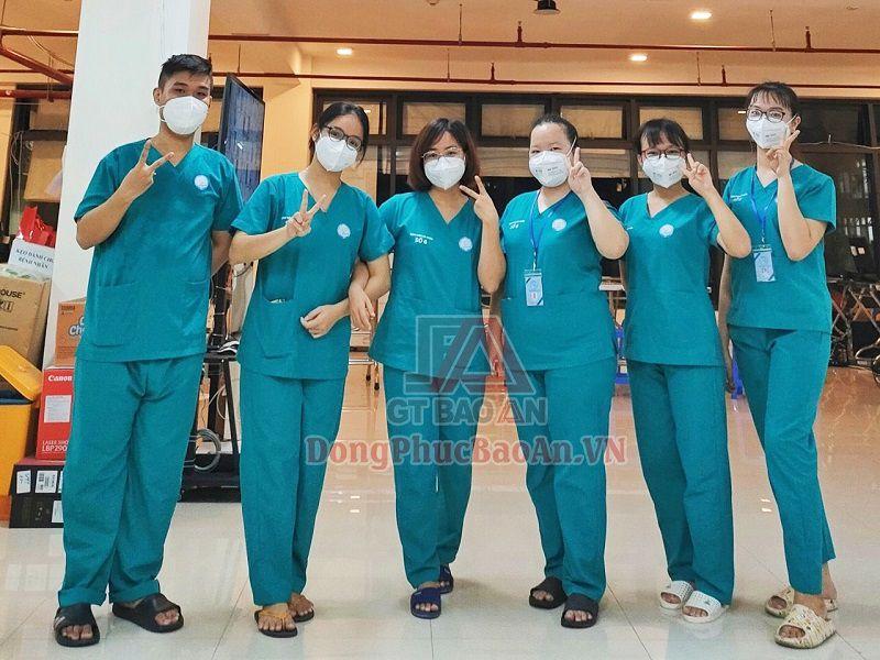 Xưởng may sỉ quần áo scrubs bác sĩ, y khoa, phòng mổ