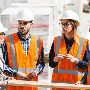 Áo gile phản quang ngành xây dựng - Trợ thủ đắc lực của công nhân, kỹ sư công trình