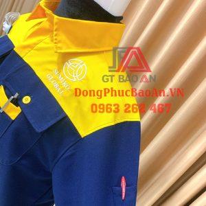 Quần áo bảo hộ cho nhân viên kỹ thuật điện tử, Đồng phục bảo hộ lao động kỹ sư – kỹ thuật SUMIKO GLOBAL