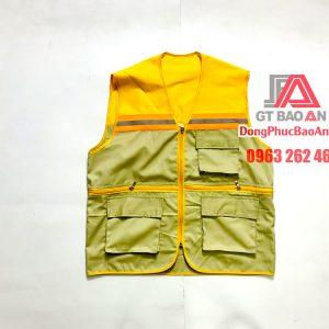 Tổng hợp mẫu áo gile bảo hộ phản quang túi hộp đẹp nhất 2021
