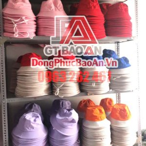 Xưởng sản xuất mũ nón tai bèo giá rẻ TPHCM với số lượng lớn, thời gian giao hàng nhanh