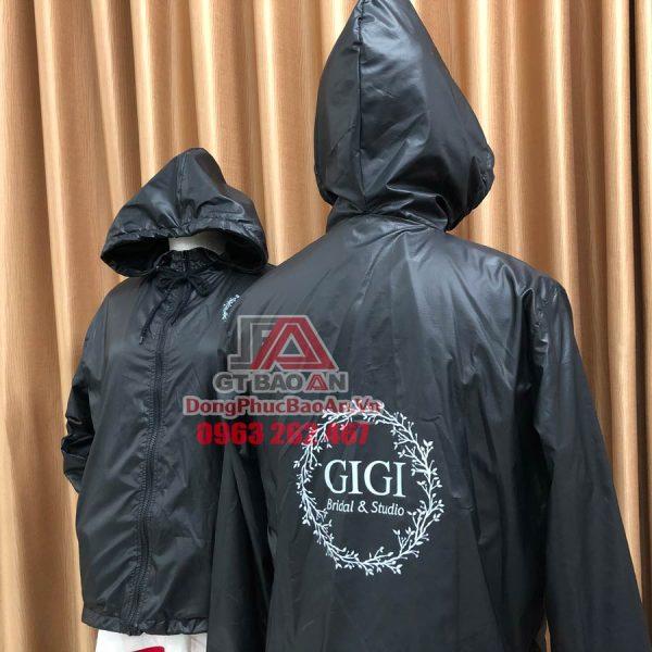10+ Mẫu áo khoác gió đồng phục thông dụng nhất 2021 – Xưởng may áo khoác đồng phục theo yêu cầu TPHCM