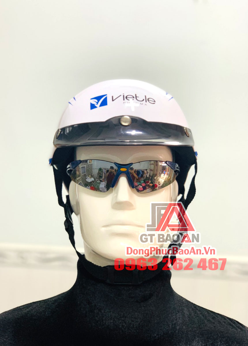 Xưởng sản xuất mũ bảo hiểm TPHCM chính hãng giá tốt – Nhận đặt làm nón bảo hiểm quà tặng theo yêu cầu