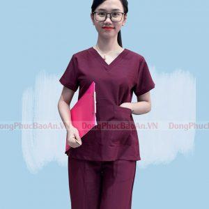 Top các màu Scrubs bác sĩ TPHCM mới nhất năm 2021